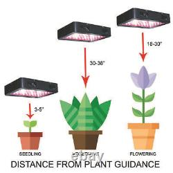 1000W Grow Tents Kits Professional LED Complete Growing Indoor Lights Hydroponic