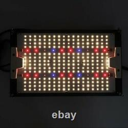 120w Samsung LM301H with Cree and LG Quantum Board LED Grow Light 250W HPS 4 VEG