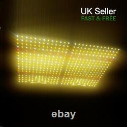 200W 3500K LED grow light Quantum Board for veg and flower with deep and far red