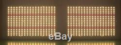 250W 3000k+660 NM Quantum Grow Light Samsung LM301B LEDs and Meanwell HLG Driver