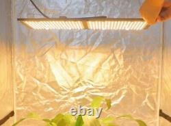 260V3 3500k+660 NM Grow Light with Samsung LM301H LEDs and Meanwell HLG Driver