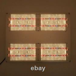 480w Samsung LM301H with Cree and LG Quantum Board LED Grow Light 600With1000w HPS