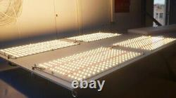 500W Grow Light 550V2 Samsung lm301b 3500k + 660nm with Meanwell HLG 480 driver