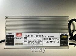 550V4 Grow Light Samsung lm301h 3000k with SWITCHABLE Red IR UV 500w HLG driver