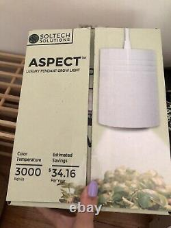 Brand New Large While Soltech Solutions Aspect Led Grow Light
