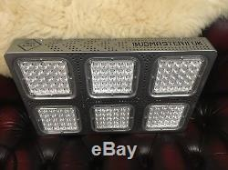 Budmaster G. O. D-6 LED Grow Lamp. Excellent Condition. Used for 1 Grow. (GOD 6)