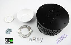 COB Grow Lamp Light Real 100W Cree Cxb3590 3500K LED Mean Well Herbs Tomatoes