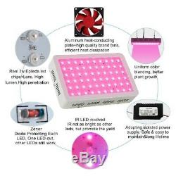 Complete 1000w Led Grow Light Tent Kit Set Up ALL SIZES indoors hydroponics 600w