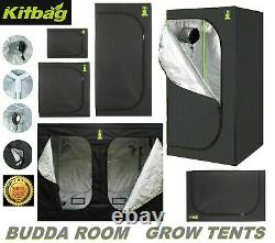 Complete Grow Tent Kit Grow Light Indoor Hydroponics set up system small 60 herb
