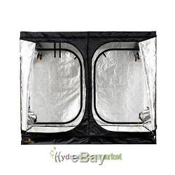 Dr240w Grow Tent Kit 2.4m 2x600w Lights, 2xfans, With Free Extras