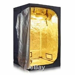 Grow Tent Complete Kit 1000W LED Grow Light + Carbon Filter Combo + Filter Exhau
