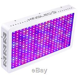 KING 3000W LED Grow Light Full Spectrum for Indoor Veg Plant growing and bloom