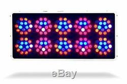 Kind LED K3 L600 Series Grow Light Full Spectrum Indoor Hydro Lighting