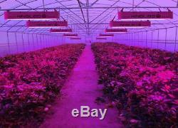 King Plus 1200w LED Grow Light Full Spectrum for Greenhouse Indoor Plant