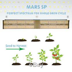 Mars Hydro SP 150 LED Grow Light strip Full Spectrum for Indoor Plant Hydroponic