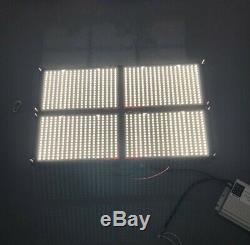 Quantum Board 550W HLG driver, LED Grow Light(DIMMABLE!) Kit v3 withSamsung LM301B