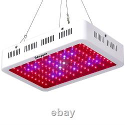 Roleadro LED Grow Light, Galaxyhydro Series 1000W Indoor Plant Grow Lights Full