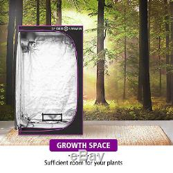 Spider Farmer 2000W LED Grow Light+70x140cm Grow Tent Kits Carbon Filter Suit