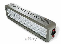 Two (2) x Advanced Platinum Series P150 150w 12-band LED Grow Light