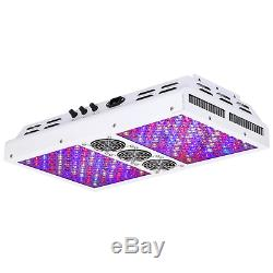 VIPARSPECTRA Dimmable Series PAR700 700W LED Grow Light 3 Dimmers 12-Band Full