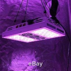 VIPARSPECTRA PAR600 600W 12-band LED Grow Light 3-Switches Full Spectrum for