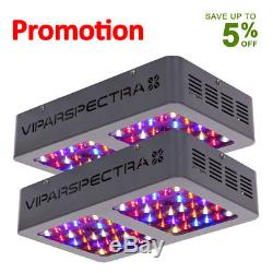 VIPARSPECTRA Reflector-Series 2pcs 300W LED Grow Light for Plant Veg and BLOOM
