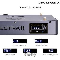 VIPARSPECTRA Timer Control Serie TC1200 1200 LED Grow Light for Plant Veg /BLOOM