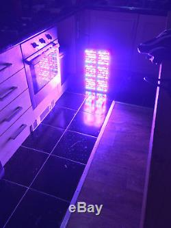 ViparSpectra 900W LED Grow Light With Timer UV Hydroponic IR Dual Band