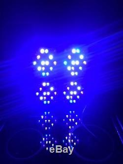 Viparspectra 600W LED Grow Light Grow And Bloom Spectrum