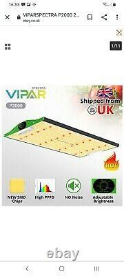 Viparspectra p2000 led